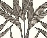 A.S. Création Tapete Best of Vlies, Mustertapete, braun, schwarz, weiß, 796295