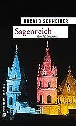 Sagenreich: Palzkis zwölfter Fall (Kriminalromane im GMEINER-Verlag)