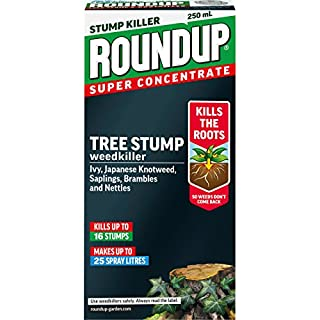 Roundup Tree Stump Weedkiller 250ml