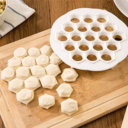 Muldenpresse für Ravioli-Herstellung von Gebäck, Pelmeni-Form, DIY Küche Gadgets Werkzeug Cozinha Gerät