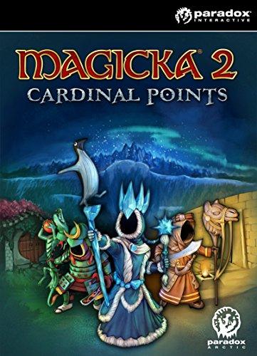 Magicka 2 DLC Cardinal Points