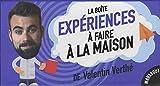 Telecharger Livres Boite Experiences a faire a la maison augmentee (PDF,EPUB,MOBI) gratuits en Francaise