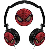 Sakar Marvel Spiderman Deejay Headphones 11645