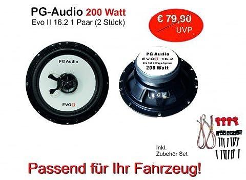 PG Audio Evo II 16.2, 16cm Enceintes, nouveau de Marchandises