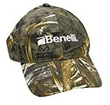 Benelli Advantage Realtree Max-5 Camo Baseball Cap Hat Shooting Fishing