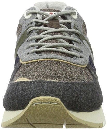 NAPAPIJRI FOOTWEAR Damen Rabina Sneaker Mehrfarbig (Multi Grey)