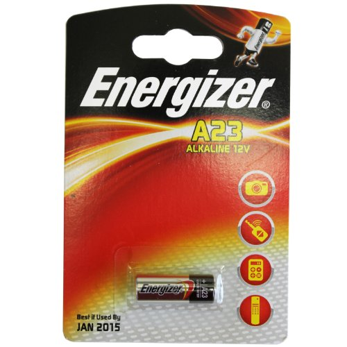 Galleria fotografica 10x Energizer A2312V batteria alcalina E23A MN21GP23A