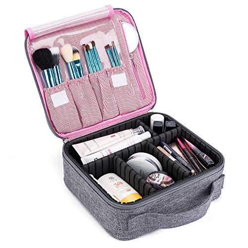 CoolBELL Kosmetiktasche Reise Makeup Box Zug Kasten Kosmetikkoffer Kosmetischer Organizer Etui...