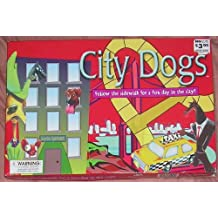 Space Dogs Board Game for Ages 3 to 8 by BVG