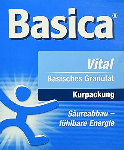 Basica Vital Basisches Granulat, 1er Pack (1 x 800