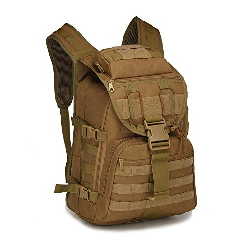 Z&N Backpack Tifosi militari pacco tattico di attacco tattico zainetto alpinista impermeabile all'aperto sacco di spada adatto per campeggio tattiche turismo attacco arrampicata su roccia uomini e don D