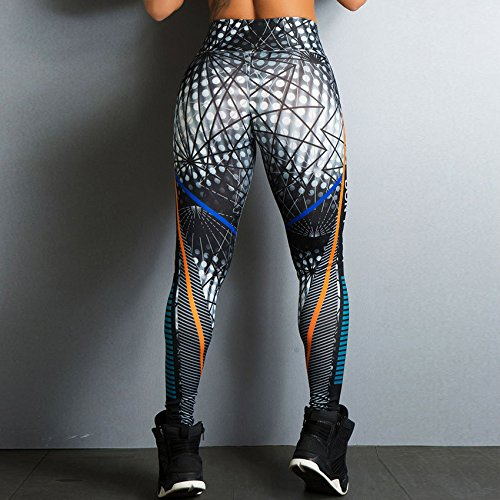 SYW Leggings SYW Print bottompants, ladies yoga pants, hip hiking, high waist pants, tight running pants.