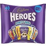Cadbury Heroes Party Bag Treatsize 567g