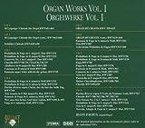 Bach: Organ Works, Vol 1