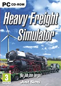 Heavy Freight Simulator (PC CD)