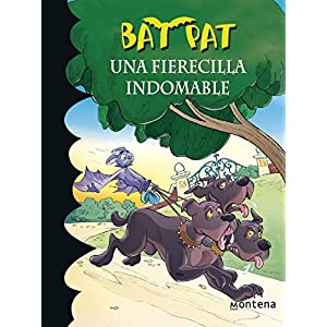 Una fierecilla indomable (Serie Bat Pat 33)