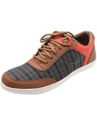 Freedom Daisy Men's Brown Casual Shoes