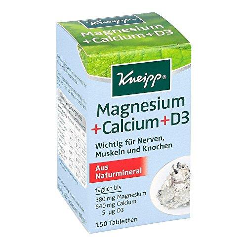KNEIPP Magnesium+Calcium Tabletten 150 St Tabletten
