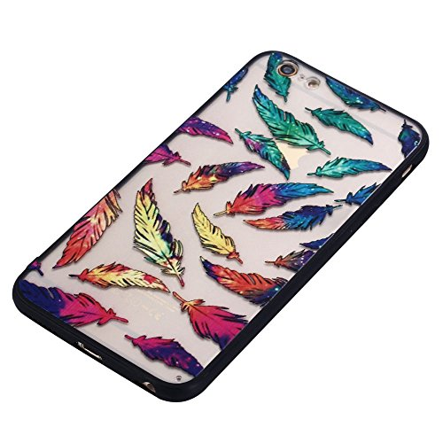 For IPHONE 6 PLUS 5.5[COLORFUL PC DDUD]Shockproof Hard PC+ TPU Bumper Case Scratch-Resistant Cover -PCD08 PCD02