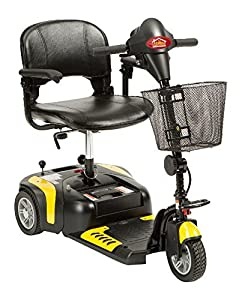 Ability Superstore Prism 3 Wheel - Mobility Scooter