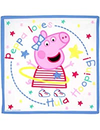 """Mouchoirs """"Peppa Pig"""" - 33cm x 33cm - 3 unités"""