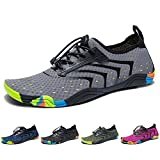 Best Easy Exercise Shoes - Madaleno Water Shoes Quick-Dry Barefoot Sport Aqua Shoes Review