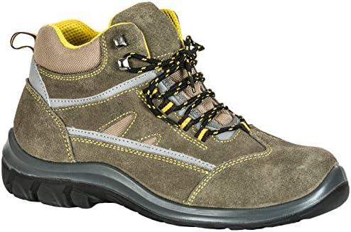 Seba 577 CE Zapato alta s1p src, color beige, talla 44