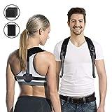 Haltungskorrektur Geradehalter für Rücken Schulter Haltungskorrektur Rückenstütze Rückentrainer...