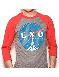 T-Shirt officiel de L'Exoconférence d'Alexandre Astier - Mixte, manches 3/4