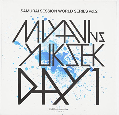Miyavi Vs Yuksek - Day 1 [Japan CD] TOCT-40405