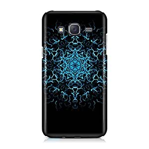 Hamee Designer Printed Hard Back Case Cover for Samsung Galaxy On8 Design 9822