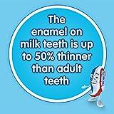 Aquafresh Kids' Toothpaste, 50 ml, Milk Teeth 0-2 Years
