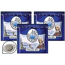 600 Cialde Filtro Carta 44 mm Caffe' Borbone Miscela Blu (Miscele Carte)