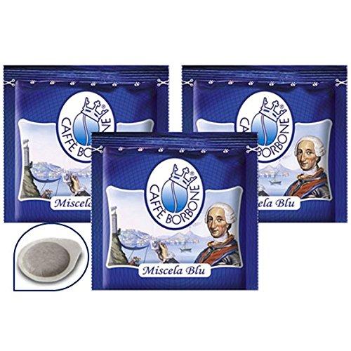 caffe-borbone-150-coffee-capsules-of-italian-premium-coffee-blu-bland-100-arabica-standard-ese-44mm-