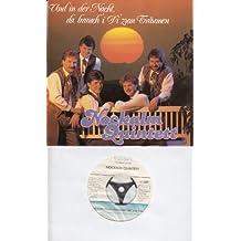 """NOCKALM QUINTETT / Und in der Nacht, da brauch i Di´zum Träumen / Irgendwann, irgendwo / 1992 / Bildhülle / KOCH INTERNATIONAL # 145.938 / Österreichische Pressung / 7"""" Vinyl Single Schallplatte"""