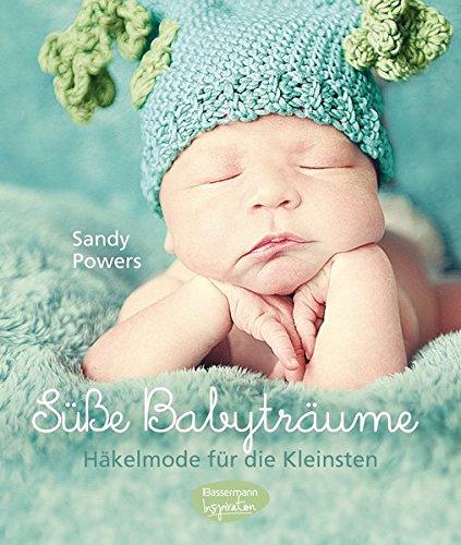 Süße Babyträume: Häkelmode für die Kleinsten Häkeln Baby-mütze