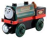 Fisher-Price Mattel CDJ02 - Thomas und Seine Freunde Holzlokomotive Samson
