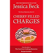Cherry Filled Charges (The Donut Mysteries Book 33) (English Edition)