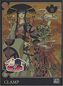 xxxHolic Edition simple Tome 13