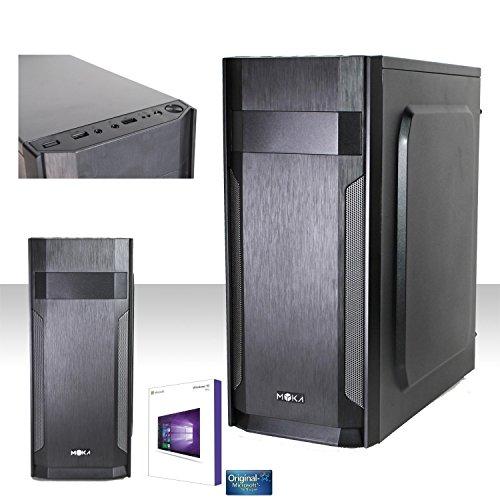 GAMMA PC SSD SPEED DESKTOP COMPLETO INTEL I3-7100 3,9 GHZ 7°GEN/LICENZA WINDOWS 10 PROFESSIONAL 64 BIT/SCHEDA GRAFICA INTEL HD 630 1GB 1080p 4K/WIFI 150MBPS/SSD 240GB/RAM 8GB DDR4 2133MHZ/HDMI VGA DVI