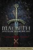 Macbeth: with Modern English Edition
