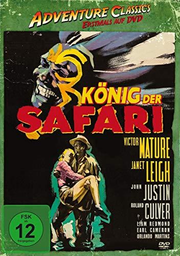 König der Safari - Kinofassung