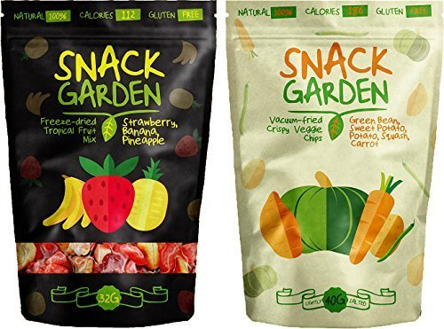 snack-garden-gluten-free-freeze-dried-tropical-fruit-mix-4x-32g-and-snack-garden-vacuum-fried-vegeta