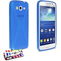 Muzzano F95622 - Funda para Samsung Galaxy Grand 2, color azul