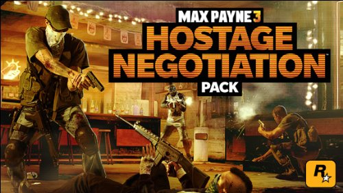Max Payne 3 Hostage Negotiation Pack DLC