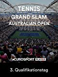 Tennis: Grand Slam 2019 - Australian Open - 3. Qualifikationstag