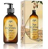 Vitamins Argan Antischuppen Haar Schampoo - Pflegeprodukt mit Kräuterölen - Entfernt Schuppen Rückstände, hält Haar & Kopfhaut gesund
