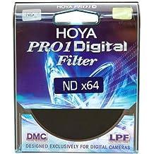 Hoya 52.0MM NDX64 Pro 1D - Filtro densidad neutra NDx64