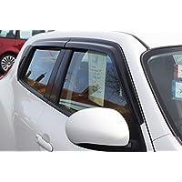 Para Nissan Juke Deflectores de viento Set (4piezas) (ahumado)