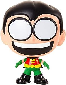 Mattel Teen Titans Go! Super Tooters - Figura de acción de Robin